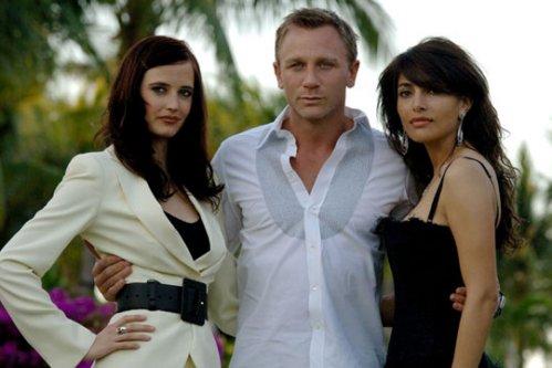 Bond, Solange and Vesper